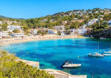 Strand Cala Vadella - Ibiza