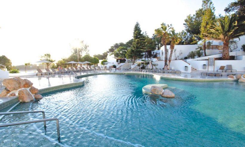 Hotel Club Portinatx zwembad