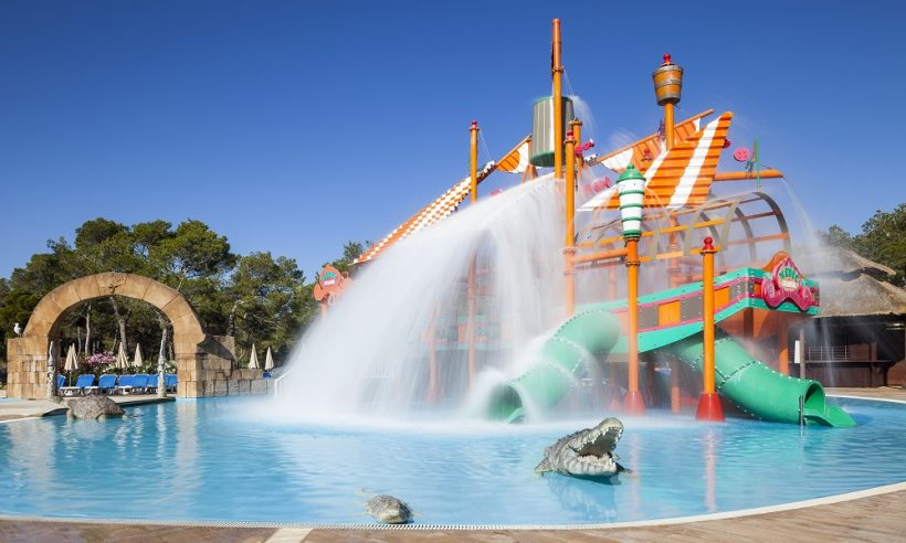 Invisa Figueral Resort Ibiza kinderzwembad
