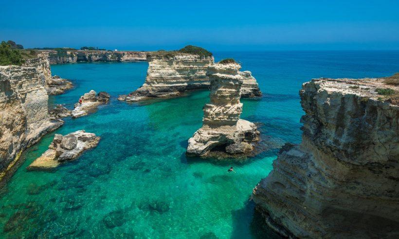 Torre sant'andrea – Puglia