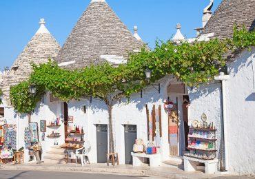 Trulli in Alberobello - Puglia