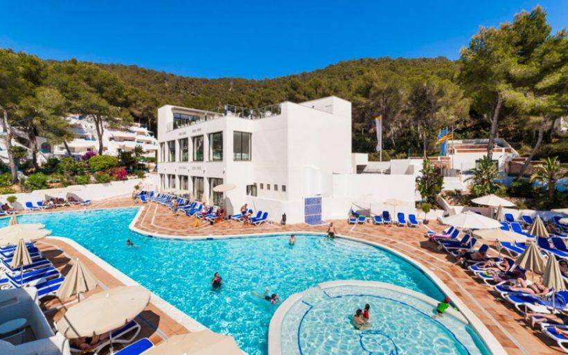 Globales Montemar zwembad – Ibiza – Spanje