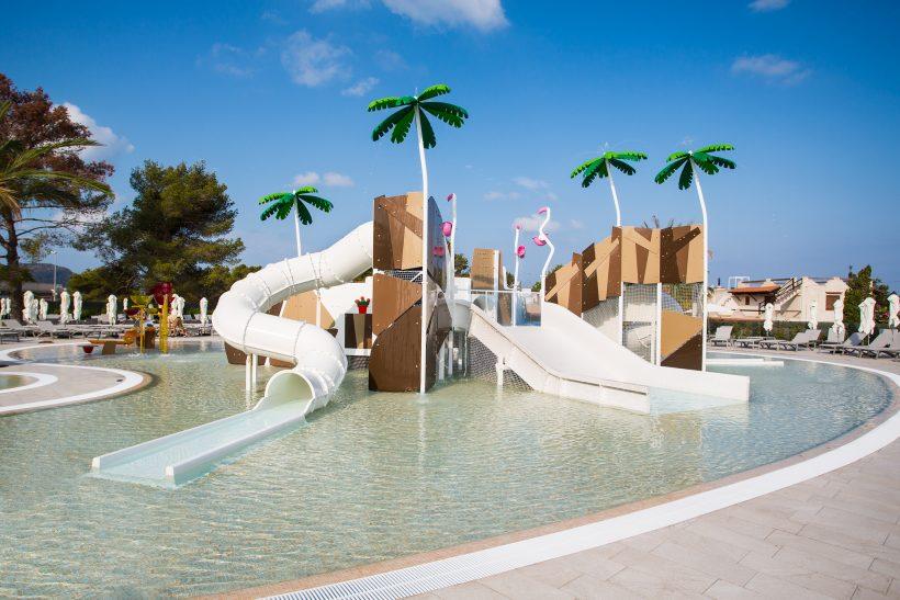 Kinderzwembad Sensatori Resort Ibiza