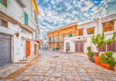 Ostuni in Puglia