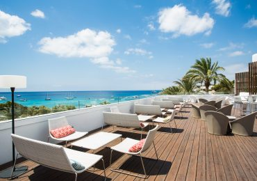 Sensatori Resort Ibiza loungeplek
