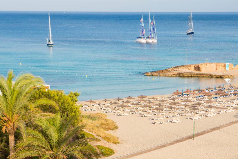 Sensatori Resort Ibiza strand