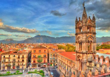 Kathedraal Palermo - Sicilie