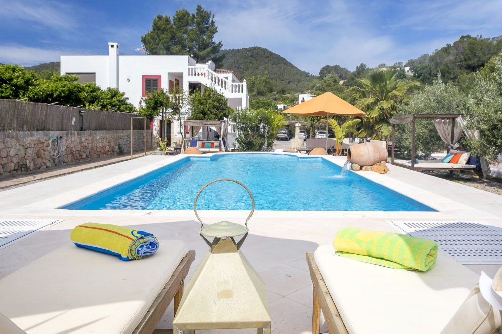 Villa Felisa zwembad