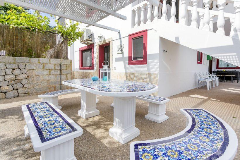Villa Felisa zitje – Ibiza