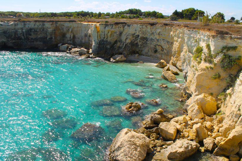 Baia dei Turchi – Puglia