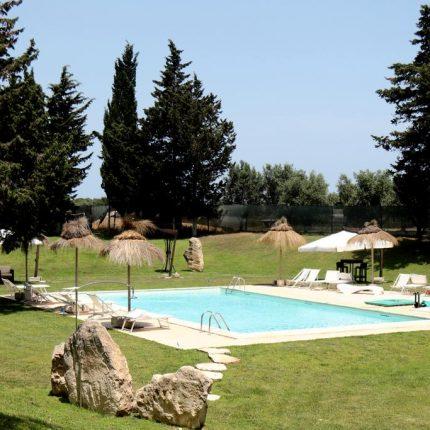 Tenuta Don Carmelo zwembad - Puglia