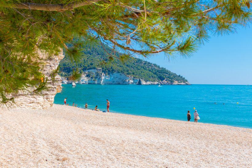 Vignanotica Beach – Puglia