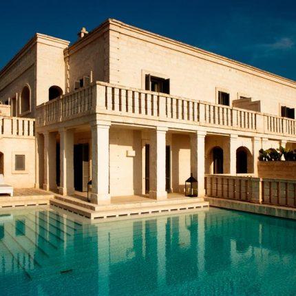 Borgo Egnazia zwembad - Puglia