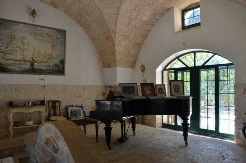 Clubhuis Masseria Tenuta Deserto – Puglia