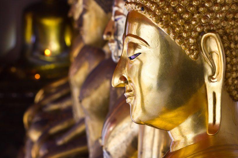 Boeddha Bangkok