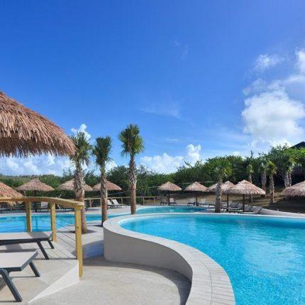 Zwembad Morena Resort - Curacao