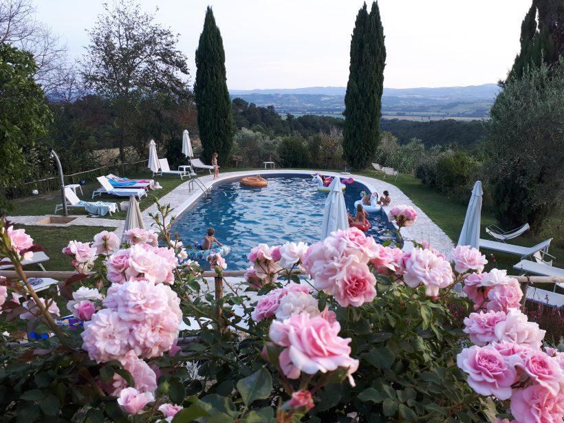 Zwembad Casa San Carlo