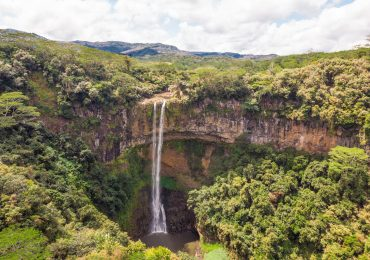 Chamarel waterval - Mauritius