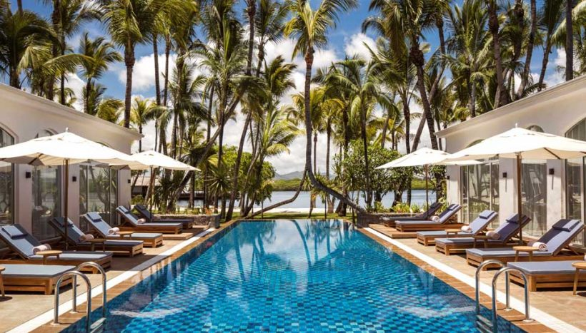 One and only Le saint geran – Mauritius
