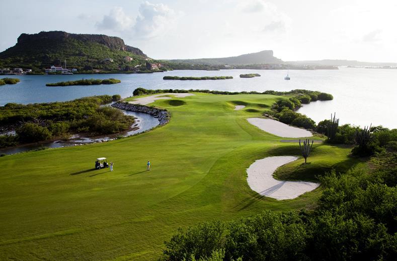 Golf Santa Barbara Beach en Golf Resort