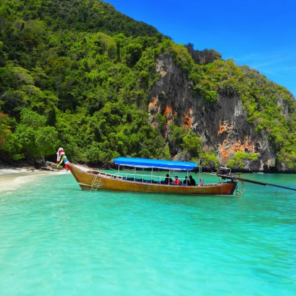 Bootje Thailand