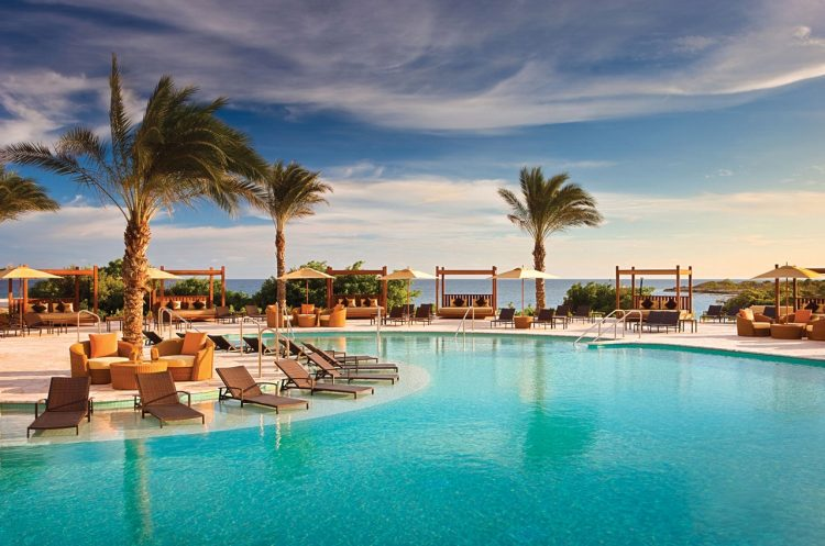 Zwembad Santa Barbara - Curacao