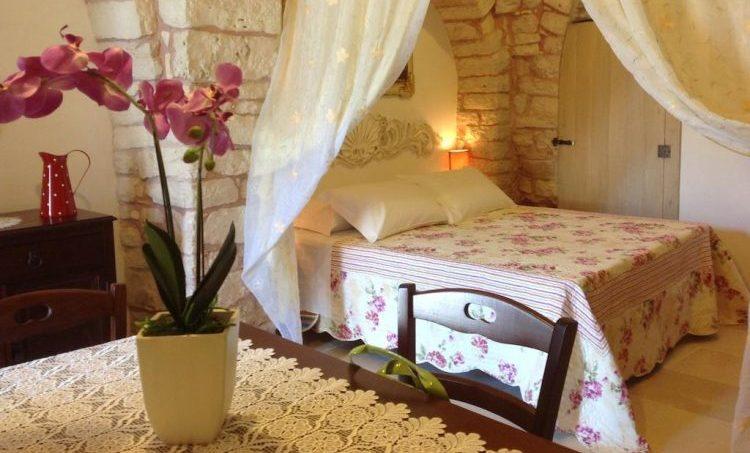 Tipico resort slaapkamer