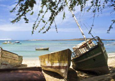 Bootjes Boa Vista - Kaapverdie