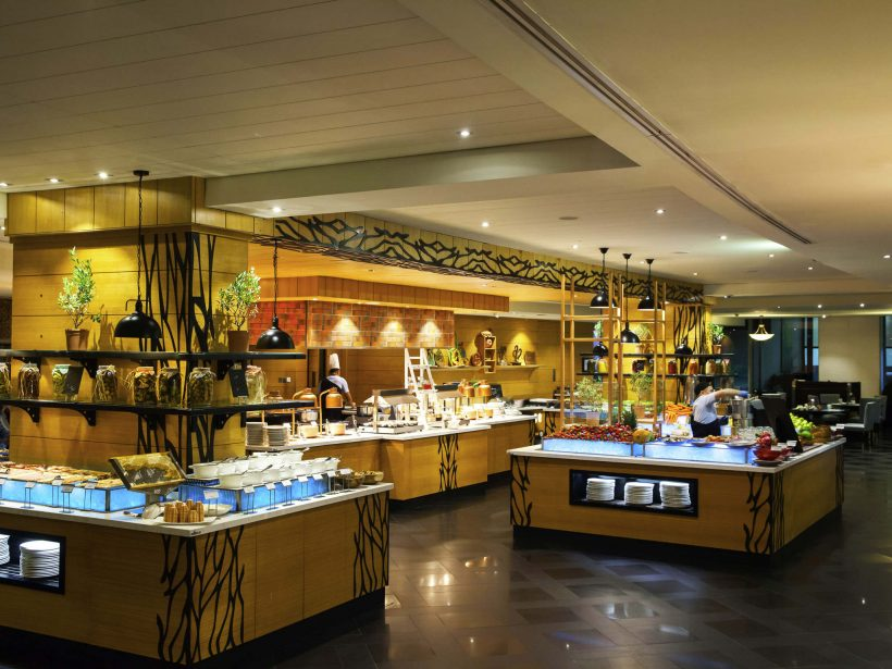Rixos The Palm Dubai Buffet