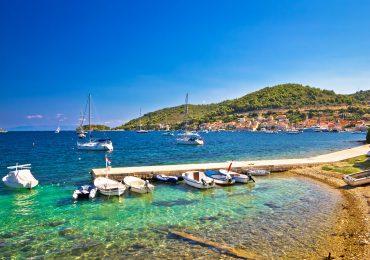 Eiland Vis, Istrie - Kroatie