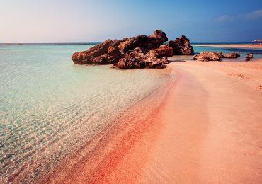 Elafonissi Beach - Kreta - Griekenland