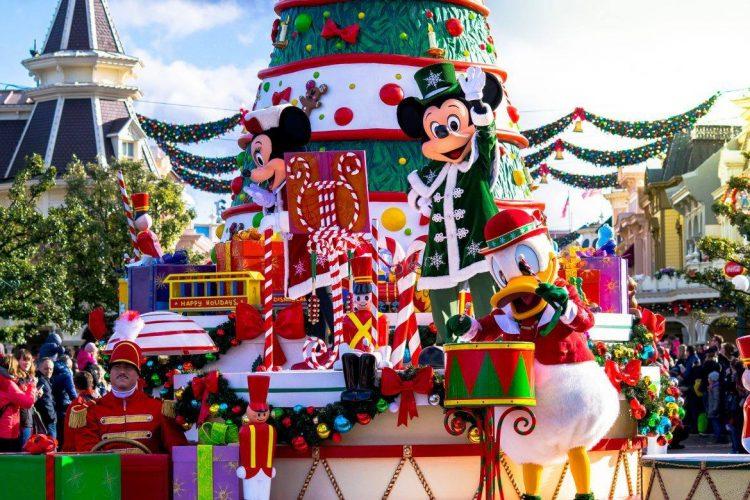 Kerst Disneyland Paris