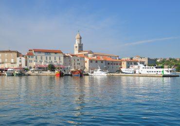 Krk, Adriatische zee, Kroatie