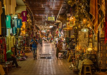 Marrakesh Medina - Marokko
