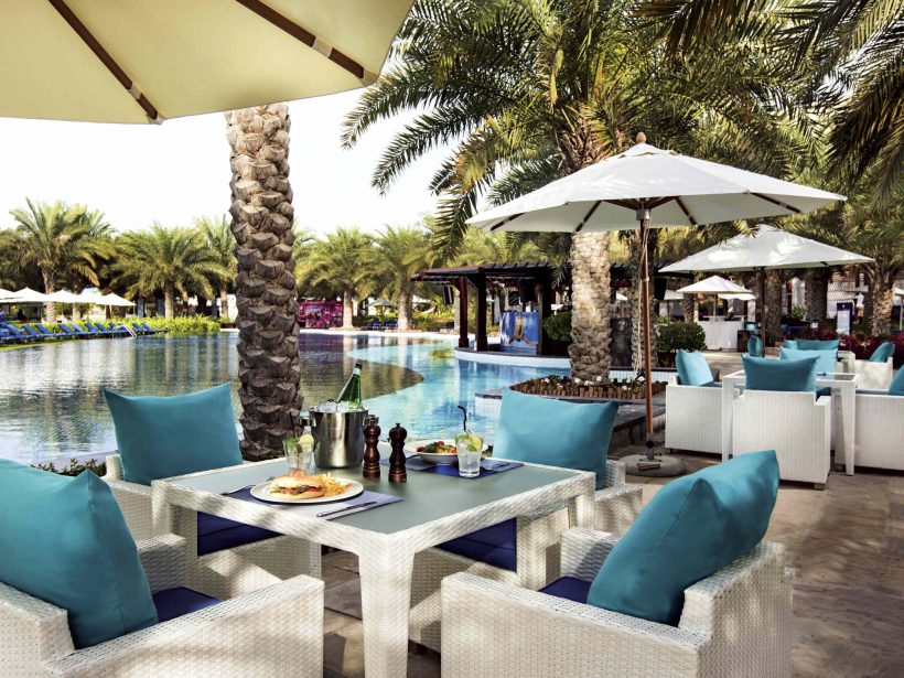 Rixos The Palm Dubai Lounge