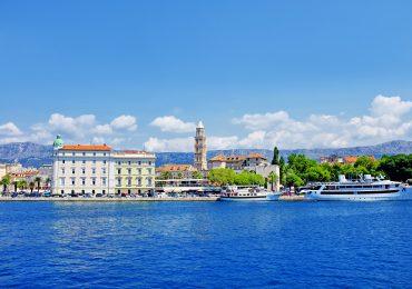 Haven Split - Kroatie - Istrie