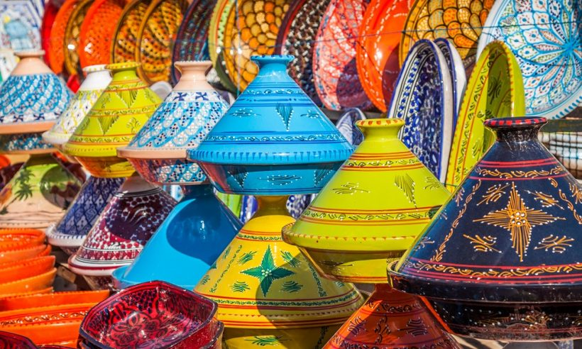 Tajines Marokko