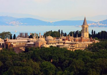 Topkapi Palace - Istanbul - Turkije