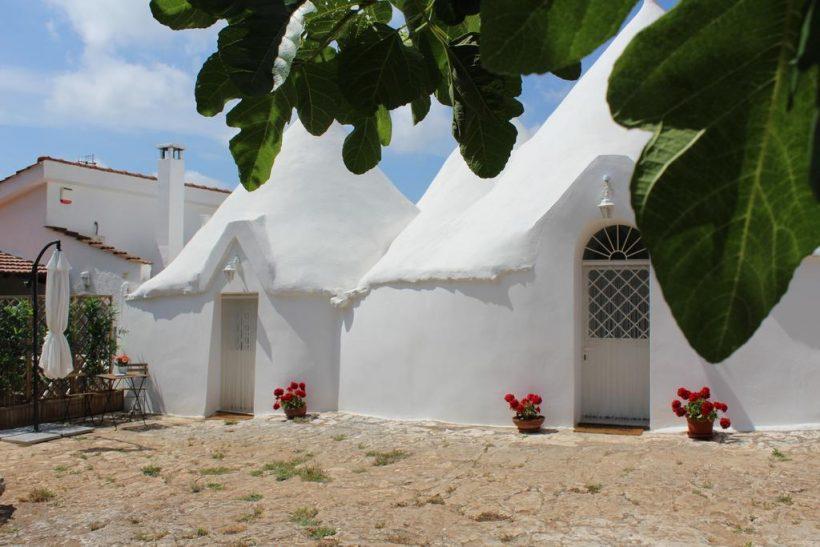 Kindvriendelijke villa in Puglia