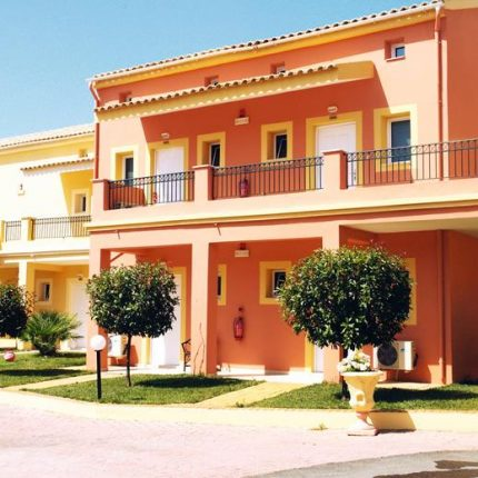 Appartementen Aqualand Village - Corfu