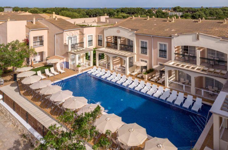 Appartementen Zafiro Menorca