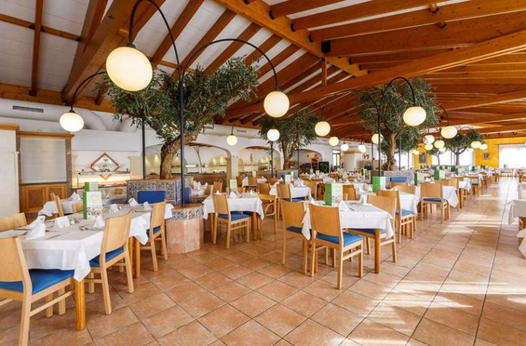 Buffetrestaurant Royal Son Bou – Menorca