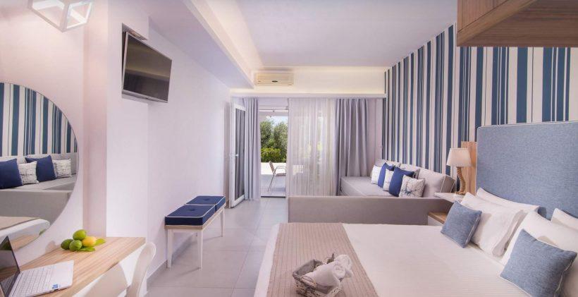 Deluxe Family Room Hotel Sonia Resort