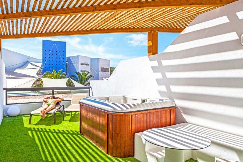 Grand Palladium Palace Ibiza Resort en Spa Deluxe Jacuzzi