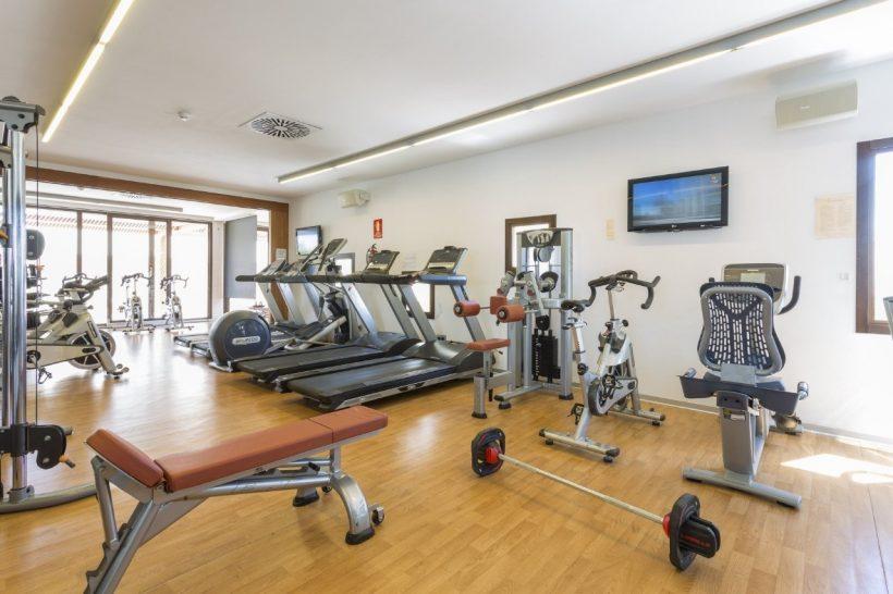 Grand Palladium Palace Ibiza Resort en Spa Gym