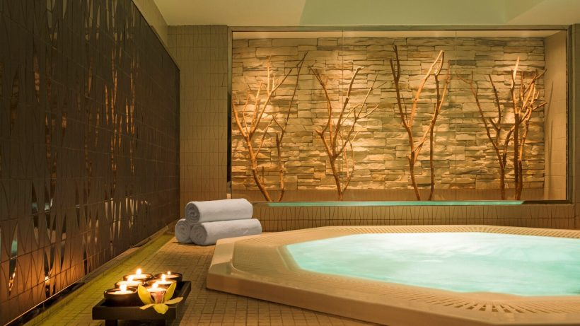 Heavenly Spa Jacuzze The Westin Dubai Mina Seyahi