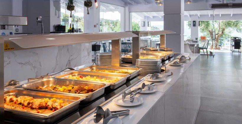 Hotel Sonia Resort Buffet