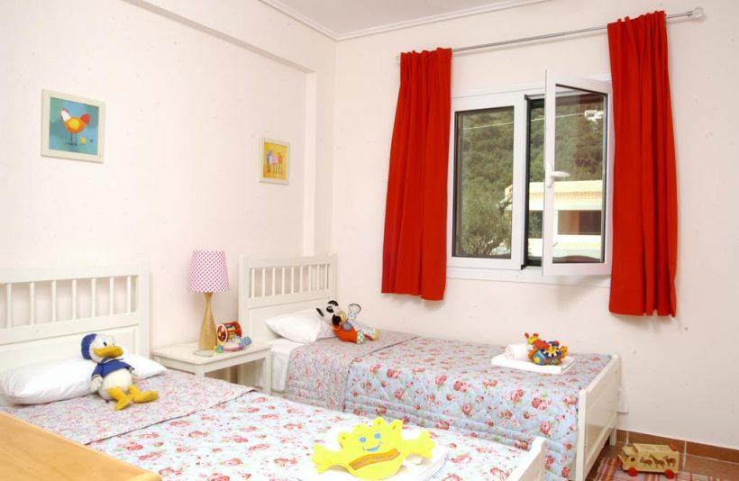 Kinderkamer La Riviera Barbati – Corfu