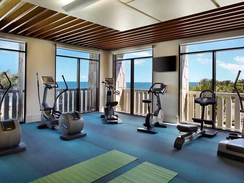 Sofitel Dubai The Palm Resort & Spa fitness