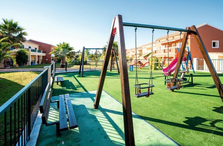 Speeltuin Aqualand Village – Corfu